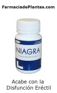 Niagra viagra natural disfunción eréctil